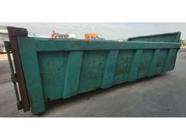 open top zeecontainer Occ Afzetcontainer Clijsters 11.M³