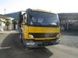 wissellaadbaksysteem vrachtwagen Mercedes-Benz Wiesel/WBH/Mafi/Wechsel/Kamag/Rangier/Umsetzer/ 2010