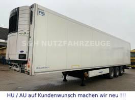 koel-vries oplegger Krone SD CARRIER 1550 MIT 2900 H DIESEL 2011