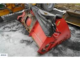 standaard tractor landbouw Tokvam SMA 1600 sand spreader 2015