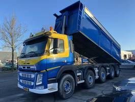 kipper vrachtwagen > 7.5 t Volvo FM 460 10X6 EURO 6 + NIEUWE APK 2014