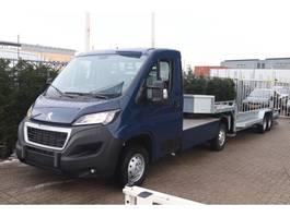 be trekker bedrijfswagen Peugeot Boxer 335 2.0 BlueHDI 140 PK CHASSIS CABINE 5 jaar 0% financial lease 7,0-tons... 2021