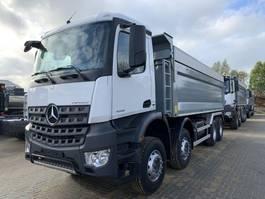 kipper vrachtwagen Mercedes-Benz Arocs 4145-K 8x4 - Euro 6 - 20m3 VS-Mont Tipper - HYVA Cover - NEW