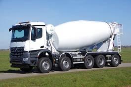 betonmixer vrachtwagen Mercedes-Benz Arocs 4942-B 10x4 - Euro 6 - 15m3 Mulder Concrete Mixer  - NEW 2020
