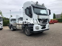 chassis cabine vrachtwagen Iveco Stralis As480.26 2015