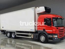 koelwagen vrachtwagen Scania P360.26 2012