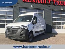 gesloten bestelwagen Renault Master 3.5T 2.3 DCI 135 PK L3H2 RE131098 2021