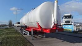 silo oplegger Kässbohrer SSK 60 / 5 - 10 / 24 2020