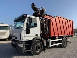 kipper vrachtwagen > 7.5 t Iveco EuroCargo 150 Eurocargo 150E24 2006