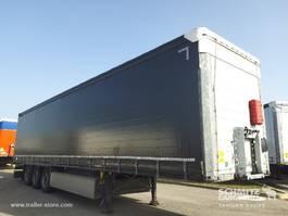 schuifzeil oplegger Schmitz Cargobull Semitrailer Rideaux Coulissant Standard 2017
