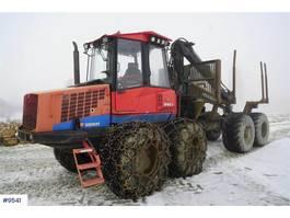 overige landbouwmachine Valmet 840.2 Load carrier w/ long crane 2003