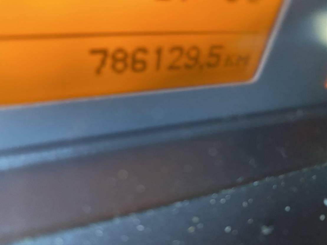 autotransporter vrachtwagen Volvo FM 400 4X2 EURO 5 + GROENEWOLD 2 AS AANHANGWAGEN 2008