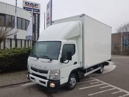 bakwagen vrachtwagen FUSO Canter 3C15 / AMT / 340 / 2450mm Hoog inw ( Mei leverbaar ) 2021