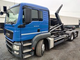 containersysteem vrachtwagen MAN TGS 26.320 Euro5 Containersysteem 2013