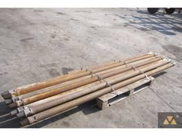 boorinstallatie Halco Drill rods