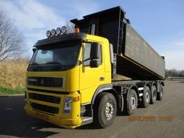 kipper vrachtwagen Terberg FM 2850-T EURO 5 10X4 MANUALGEARBOX 2009