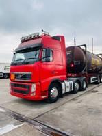 zware last trekker Volvo FH 500 FH 13-500 6X2 Tractor Unit - Right Hand Drive 2012