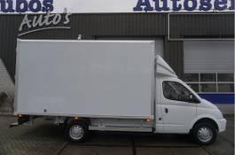 chassis cabine bedrijfswagen SAIC LWB City-Box Bakwagen / €39.500,- na aftrek van 10% subsidie 2021