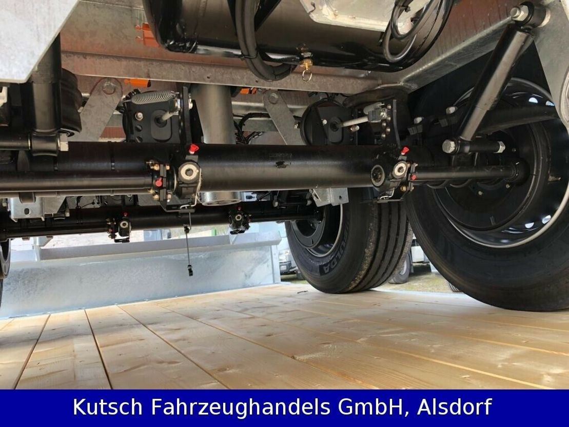 kipper aanhanger Müller-Mitteltal KA-TA-R 19 Tandem 3 Seiten Kipper mit Bordmatik, 2021