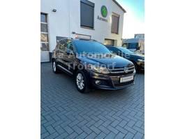 suv wagen Volkswagen Tiguan Lounge Sport & Style BMT *NAVI*PANO*AUTOM 2016