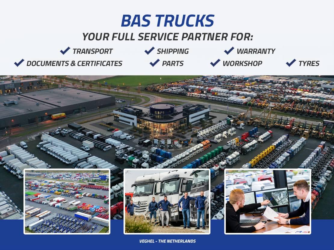autotransporter vrachtwagen Mercedes-Benz Atego 816 4X2 816 Manual Steelsuspension Euro 4 2007