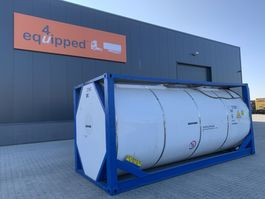 tankcontainer MTK Containers 20FT TC, 27.000L, UN PORTABLE, T11, payload: 31.860kg, 2,5y insp. valid until 01-2023 1999