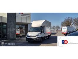 gesloten bestelwagen Iveco Daily 35C16 met gesloten laadbak + klep 2019