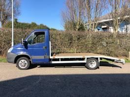 oprijwagen bedrijfswagen Iveco Daily 40C15 3.0 oprijwagen | Machine transporter 2007
