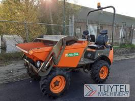 wieldumper Ausa D 201 RH S wheeled dumper loader with loading arm 2011