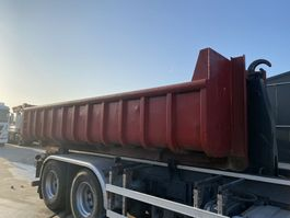 containersysteem vrachtwagen Overige AJK CONTAINER 6.00M X 0.90M