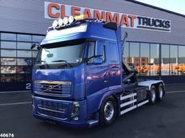 containersysteem vrachtwagen Volvo FH16-700 6x4 2011