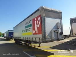 schuifzeil oplegger Schmitz Cargobull Semitrailer Rideaux Coulissant Standard 2012