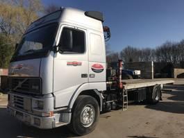 open laadbak vrachtwagen Volvo FH12 **PALFINGER PK10500-FRENCH TRUCK** 1997