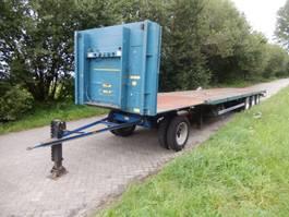 platte oplegger Groenewegen 3 As MEGA VOLUME Transport Oplegger of i.c.m. Dolly - Langzaam Verkeer O... 2004