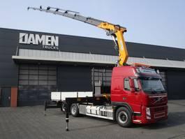 kraanwagen Volvo FM 420 6x2 EFFER 395/8S 2014