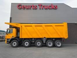 kipper vrachtwagen > 7.5 t DAF CF 460 5380 T 10X6 HEAVY DUTY MINING TIPPER/DUMPER 2014