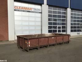 open top zeecontainer Container 10m3 2000