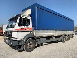 huifzeil vrachtwagen Mercedes-Benz SK 2527 SK 1827L - 2527L 1995