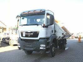 kipper vrachtwagen > 7.5 t MAN TGS 18.320 4x4 BB 2-Achs Allradkipper Schalter, 2012