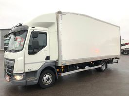 bakwagen vrachtwagen DAF LF 180 FA Aerobody 2018