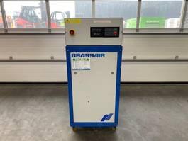 compressor Grassair WIS 11.7 Silent 4 kW 550 L / min 12 Bar Schroefcompressor 1996