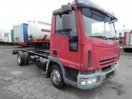 chassis cabine vrachtwagen Iveco EuroCargo 80E21 4x2 EuroCargo 80E21 2006