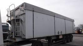 kipper oplegger Benalu 60 m³ kipper (blad)steelsuspension 1997
