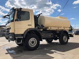 tankwagen vrachtwagen Mercedes-Benz 1317-A 4x4 - Euro 2 - 7.000 ltr Fuel Tank - NEW