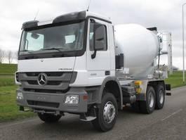 betonmixer vrachtwagen Mercedes-Benz 3332-B 6x4 - Euro 3 - 8m3 Sany Concrete Mixer - NEW