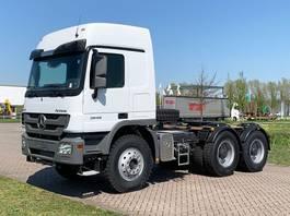 overige trekkers Mercedes-Benz Actros 3848-S 6x4 - Euro 2 - Tractor Head - NEW