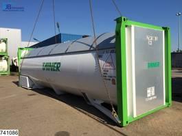 tankcontainer Gofa Gas GBC 42 Gas tank Container 42300 Liter LPG GPL 2001