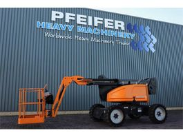 knikarmhoogwerker wiel ATN ZEBRA 12 Valid inspection, *Guarantee! Diesel, 4x4 2015