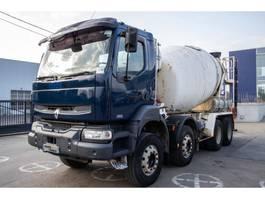 betonmixer vrachtwagen Renault Kerax 420 DCI + STETTER 2006