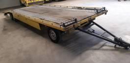 autotransporter aanhangwagen Witteveen DR3500 2000